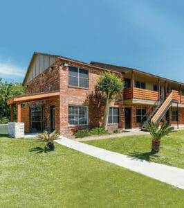Multifamily property in Alvin Texas